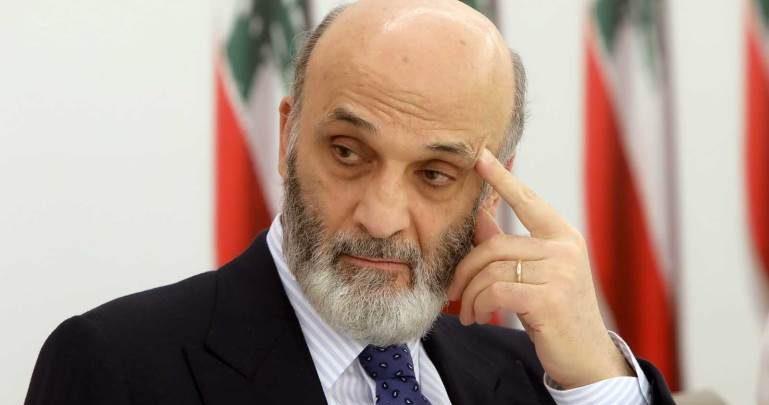 جعجع قول ان الجيش اللبناني غير قادر على ضبط الحدود هو ذر رماد في العيون
