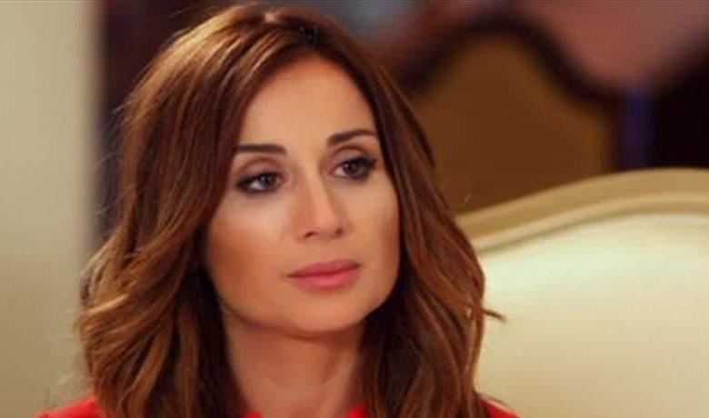 الممثلة كارين رزق الله