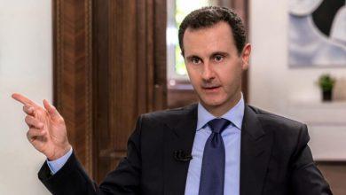Photo of الأسد: كورونا ضاعف التحديات أمام سوريا