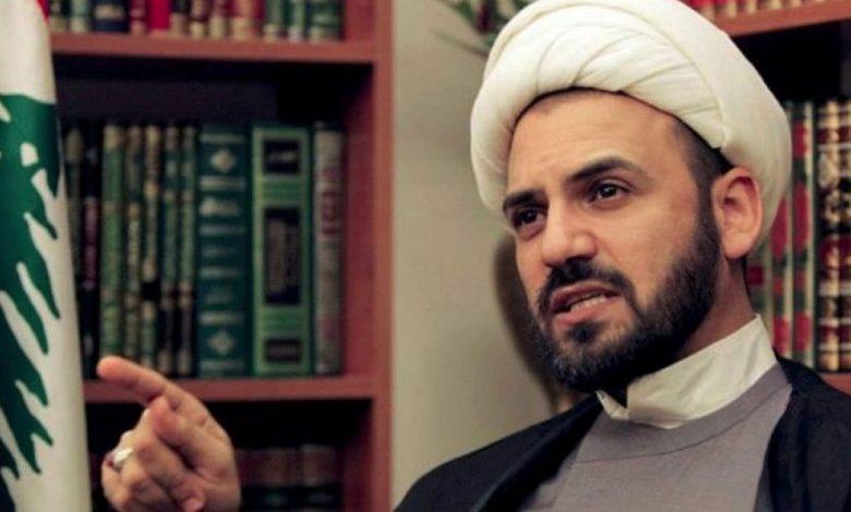 الشيخ محمد الحاج حسن: سيسقط العهد قريباً!