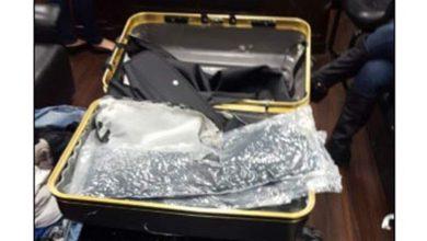 Photo of ضبط كيلوغرامين من مادة الكوكايين في المطار
