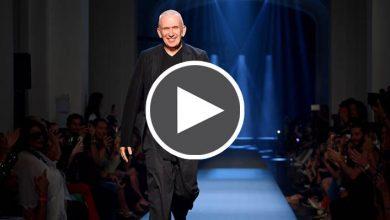Photo of بالفيديو: جان بول غوتييه يُعلن إعتزاله عالم الموضة والأزياء