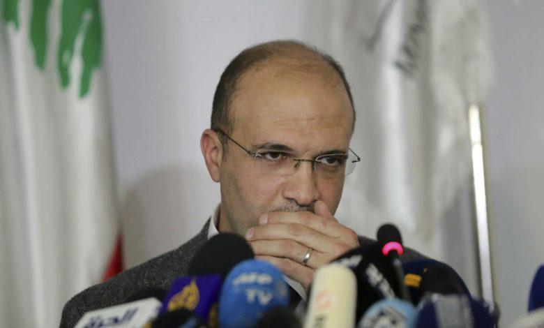 وزير الصحة: إرتفاع عدد الإصابات بالفيروس في لبنان طبيعي وليس كارثي
