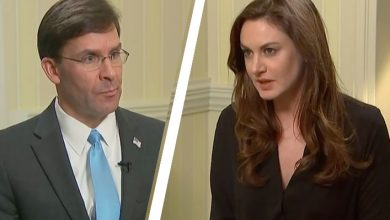 Photo of Mark Esper to Hadley Gamble: The Problem in Lebanon is Iran