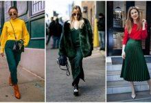 Photo of أفكار مختلفة لتنسيق اللون الزيتي مع ملابسك في الشتاء