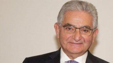 Photo of سليم صفير: خدمنا الوطن لأكثر من مئة سنة ولا يجب أن يُنسى هذا الأمر