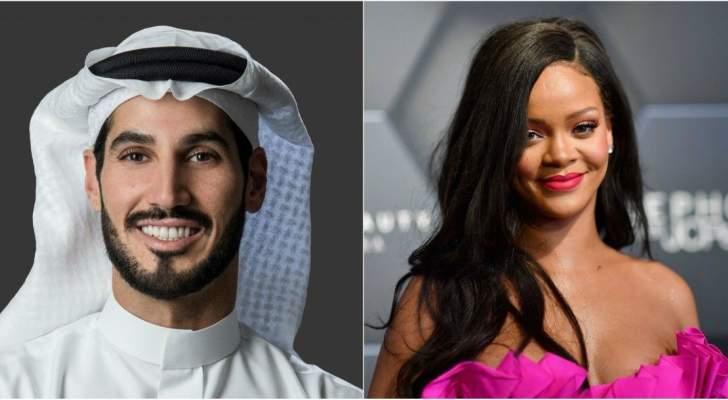 انفصلت ريهانا بصورة نهائية عن السعودي حسن جميل