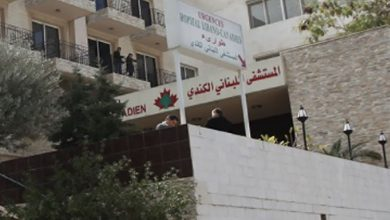 Photo of هل إستأجر بو صعب المستشفى اللبناني الكندي؟