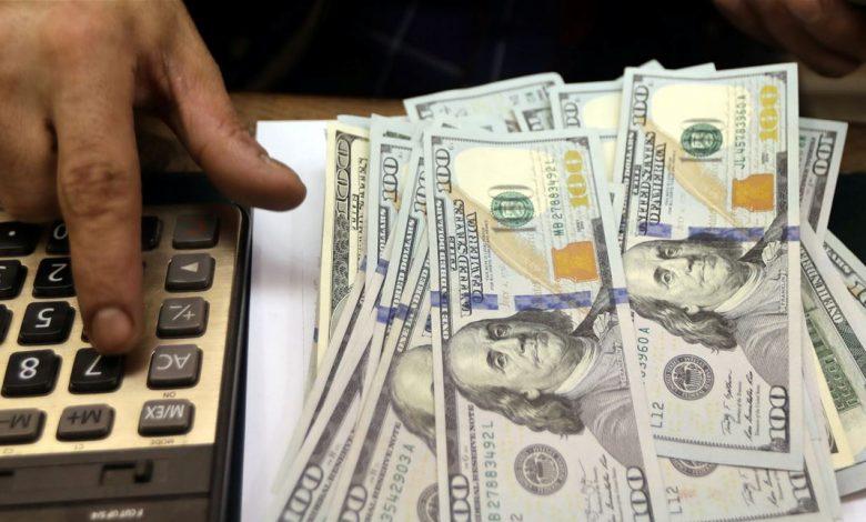 سعر صرف الدولار في السوق السوداء اليوم