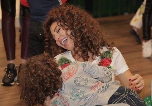 Photo of بالفيديو: ميريام فارس تُظهر وجه ابنها جايدن للمرّة الأولى!