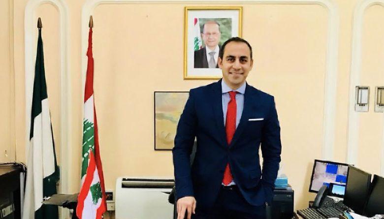 قنصل لبنان في لاغوس يفرّق بين المواطنين