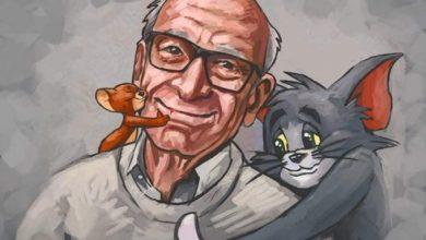 "Photo of توفي جين ديتش، مخرج سلسلة الرسوم المتحركة ""توم وجيري"""