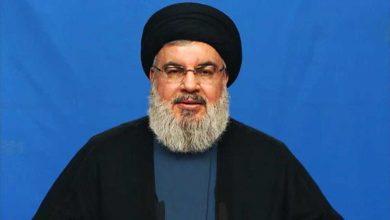 Photo of نصرالله: نجلب الدولار إلى لبنان…ولا ننقله إلى إيران أو سوريا