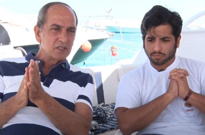 ظهور نور سليم، ابن الممثل المصري هشام سليم بعد العبور الجنسي
