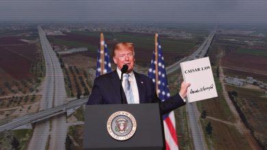 Photo of أبعد من ضبط التهريب قانون قيصر الاميركي يدخل حيز التنفيذ في حزيران