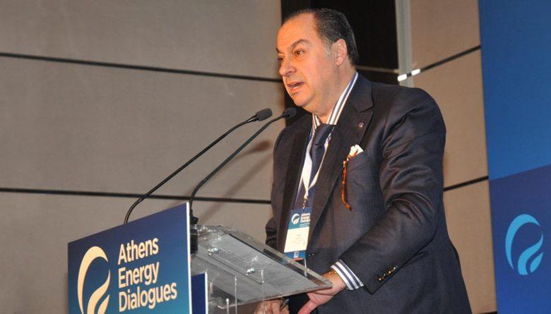Roudi Baroudi Lebanese Energy Expert