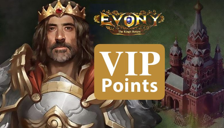 How To Get VIP Points in Evony Game