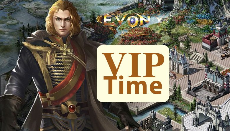 How To Get VIP Time in Evony Game