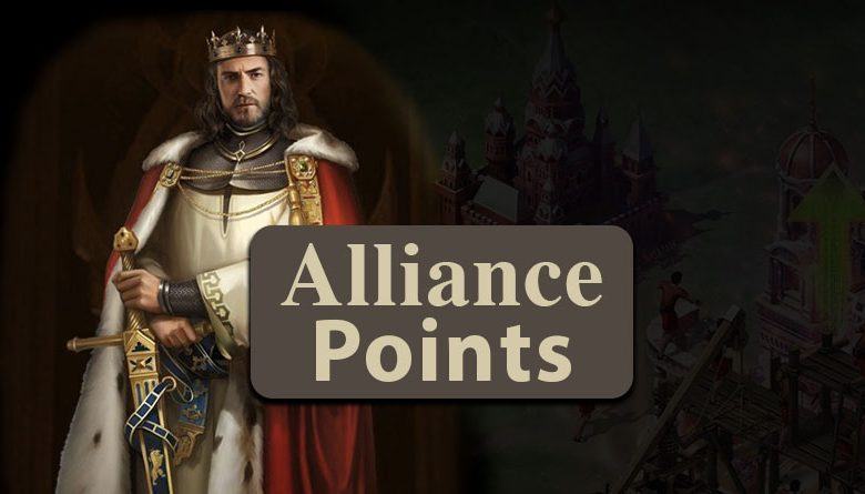 How To Get Alliance Points in Evony