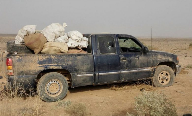 ضبط 2 طن من حشيشة الكيف معدة للتهريب إلى تركيا
