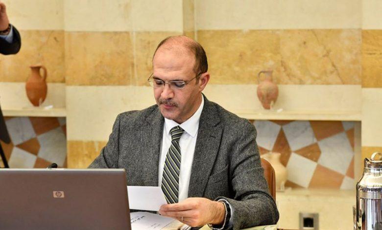 وزير الصحة حمد حسن على الناس ان يلتزموا لكي نحد من ازدياد الاصابات