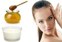 Photo of خلطة العسل والحليب لتبييض البشرة