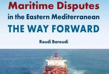 Photo of A Book by Roudi Baroudi : Highlights a Mechanism that Defuse Maritime Tensions