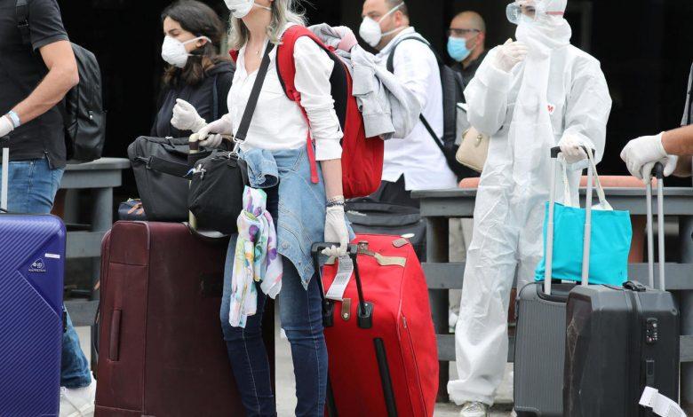 وزارة الصحة لجميع المسافرين القادمين إلى لبنان: ضرورة التسجيل في منصة كوفيد 19