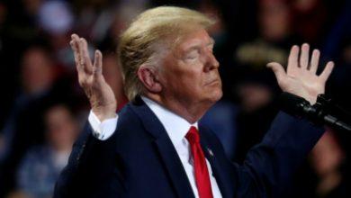 Photo of ترامب : نحن في خضم اتفاق تجاري رئيسي. وقد أبرمت اتفاقا جيدا، يتضمن مشتريات ربما تساوي 250 مليار دولار