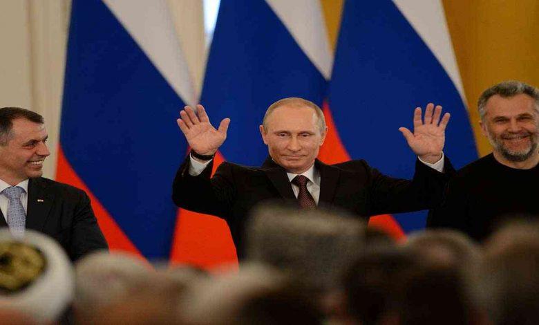 بقاء بوتين في السلطة حتى 2036