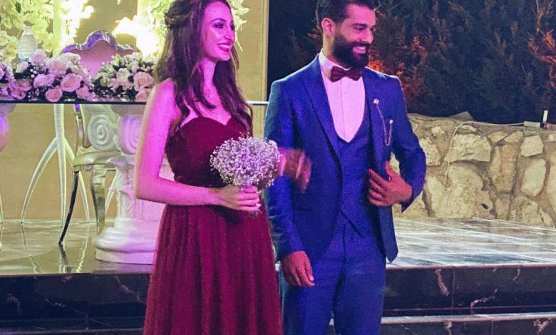 خبر صادم لمعجبات عارض الأزياء إبراهيم جابر، الأخير يعلن خطوبته رسميًا