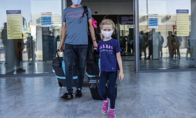 8 حالات إيجابية من الرحلات القادمة إلى بيروت في 6/8/2020