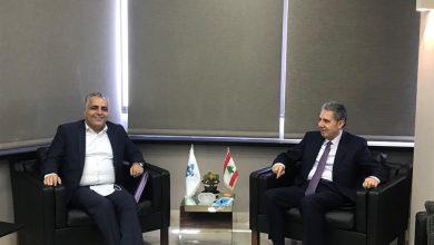 Photo of بحث بين  وزني وكركي  عن حلول للديون المتوجبة على الدولة للضمان