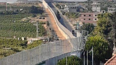 Photo of وفد عسكري إسرائيلي جال على الحدود الفاصلة بين لبنان وفلسطين