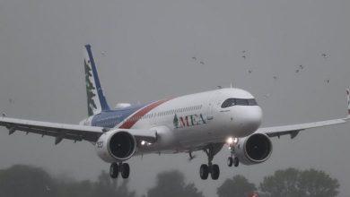 Photo of طائرة جديدةAirbus Neo A321 لطيران الشرق الاوسط |فيديو