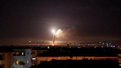 Photo of الدفاعات الجوية السورية تتصدى لغارات اسرائيلية