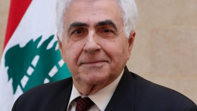 Photo of مستشار الرئيس عون للشؤون الدبلوماسية شربل وهبي سيكون بديل  الوزير ناصيف حتي في حال استقال.