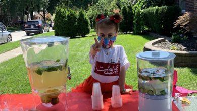 Photo of فيديو : طفلة لبنانية استطاعت جمع 7500$ لبيروت