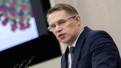 """Photo of وزير الصحة الروسي: سننشر قريبا بيانات التجارب ما قبل السريرية والسريرية للقاح """"كورونا"""""""