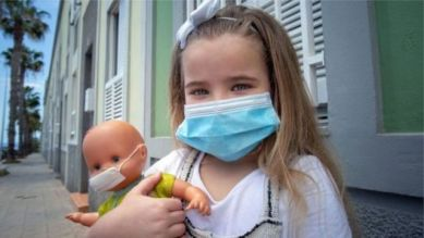 "Photo of دراسة تكشف عن الوفيات من ""أطفال كورونا""  صور"