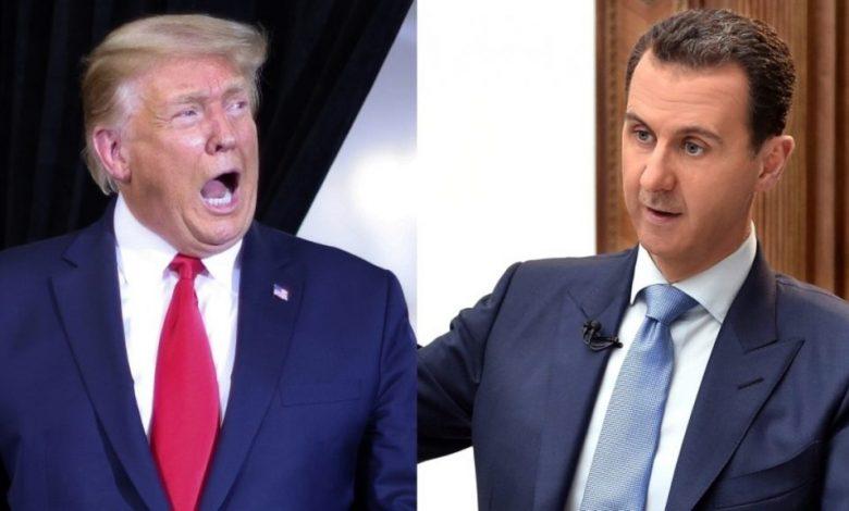 ترامب: أردت اغتيال الأسد لكن ماتيس عارض الفكرة