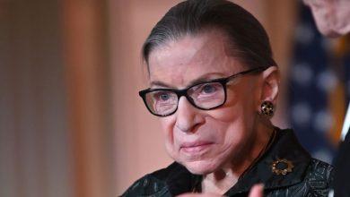 """Photo of توفيت  """"روث بادر غينسبورغ"""" رمز الليبراليين في الولايات المتحدة"""