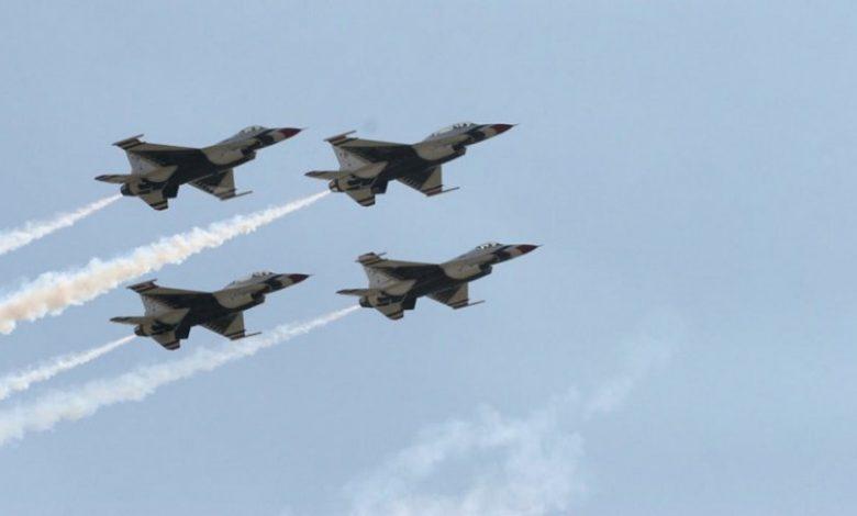 ردا على المناورات الصينية.. تايوان تطلق مقاتلاتها
