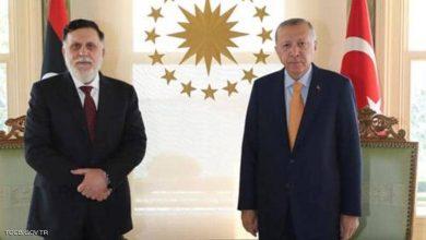 Photo of السراج يستقيل وأردوغان منزعج !