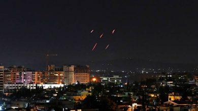 Photo of أطلق طيران العدو الإسرائيلي رشقة صواريخ على سوريا