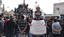 Photo of متظاهرون يعتدون على القوى الأمنية قرب السفارة الفرنسية