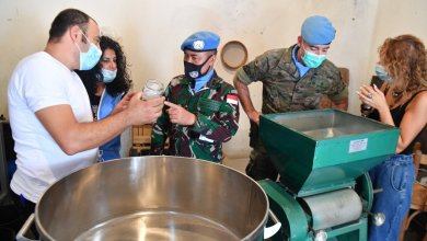 Photo of UNIFIL Donation Empowers Women In South Lebanon