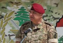 Photo of موقف مهمّ لقائد الجيش اليوم