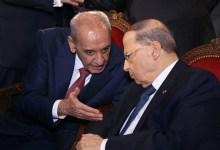 """Photo of الثنائي الشيعي: الكلام عن التمديد لعون """"معيب"""" وعليه اسكات جوقته"""