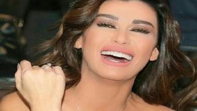 "Photo of بالفيديو: الحفلة ""ولعانة"" عند نادين الراسي"